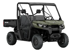 CanAm Defender HD8 product image