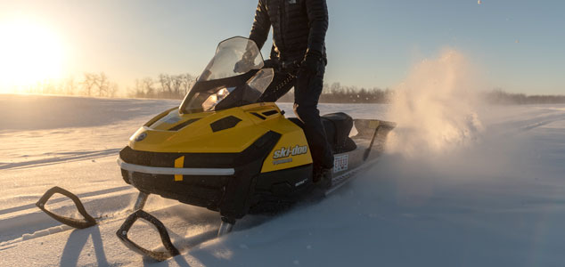 Snowmobiles image 3