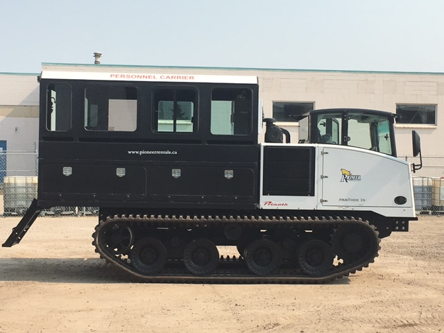 Prinoth Panther T6 product image