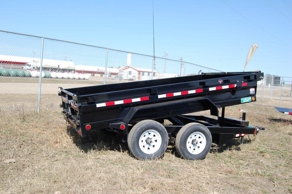 Dump trailer 3