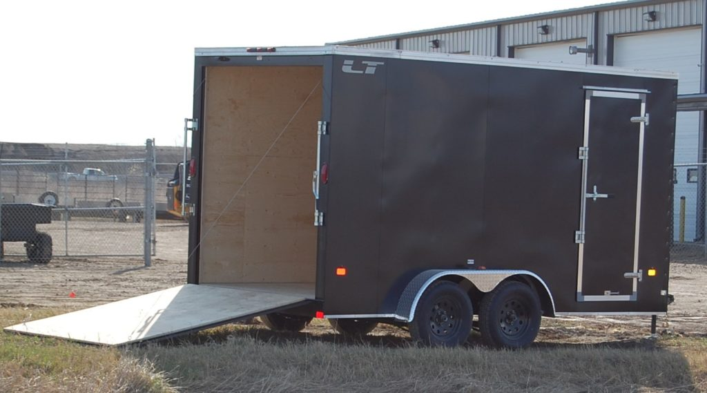 Enclosed Trailers image 2