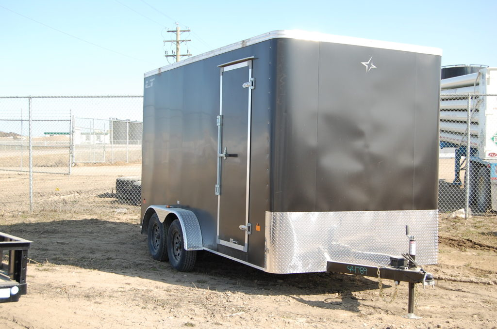 Enclosed Trailers image 1