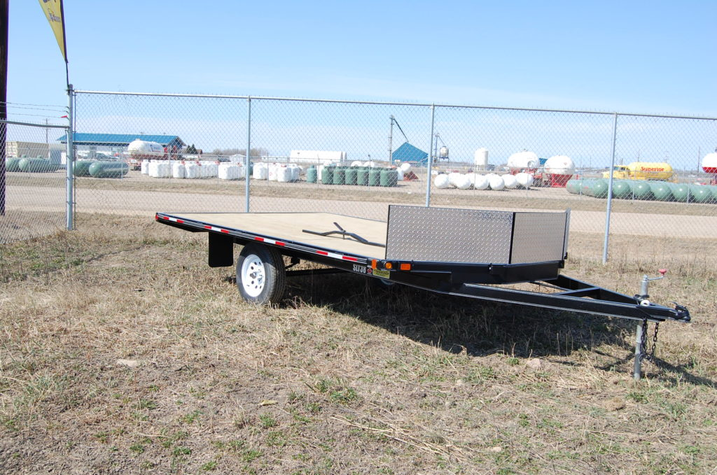 Flat Deck Trailers image 2